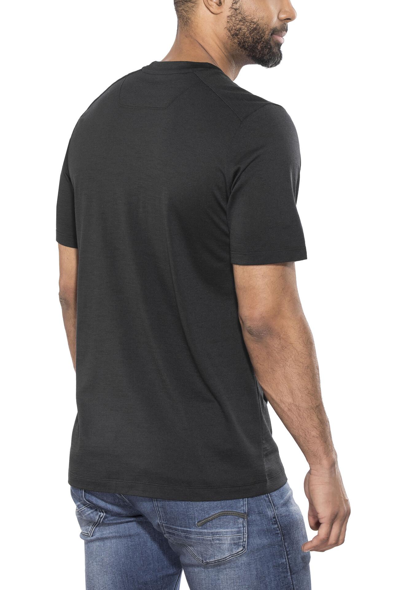 Arc'teryx A2B T shirt Herrer, black